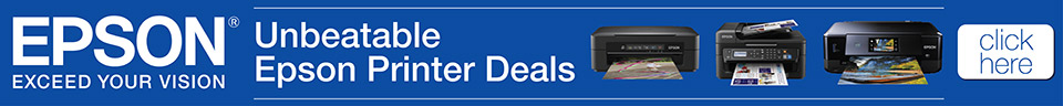 Unbeatable Epson Printer Deals