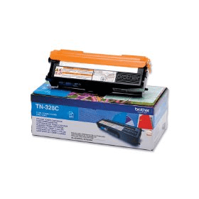 Click to view product details and reviews for Brother Tn 328c Cyan Extra High Capacity Toner Cartridge Original.