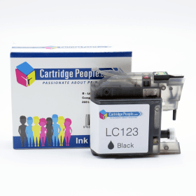 Click to view product details and reviews for Compatible Brother Lc123 Black Ink Cartridge Own Brand.