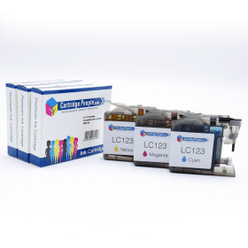 Click to view product details and reviews for Compatible Brother Lc123 Colour Ink Cartridge 3 Pack Own Brand.