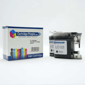 Click to view product details and reviews for Compatible Brother Lc123bk Black Ink Cartridge Twinpack Own Brand.