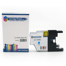 Click to view product details and reviews for Compatible Brother Lc1240 Cyan Ink Cartridge Own Brand.