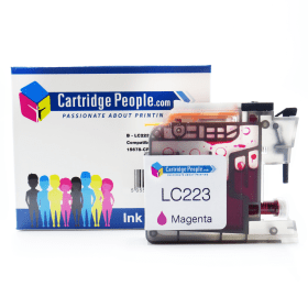 Click to view product details and reviews for Compatible Brother Lc223 Magenta Ink Cartridge Own Brand.