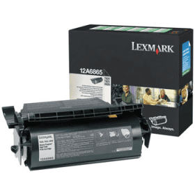 Click to view product details and reviews for Lexmark 12a6865 Original High Yield Black Toner Cartridge.