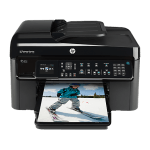 HP Photosmart Premium Fax C410B e All In One CQ521B