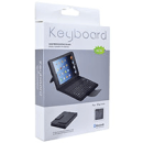 Bluetooth 3.0 Keyboard & Case for iPad (White)