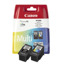 Canon PG-540 & CL-541 (5525B006) Original Black and Colour Ink Cartridge 2 Pack
