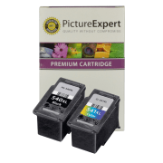 Canon PG-540XL & CL-541XL Compatible High Capacity Black and Colour Ink Cartridge 2 Pack