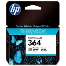 HP CB317EE (364) Original Photo Black Ink Cartridge (Out of Date & Unboxed)