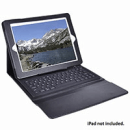 Ultra-Slim Wireless Bluetooth 3.0 Keyboard & Case for iPad (Black)