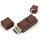 8GB Chocolate USB Flash Drive
