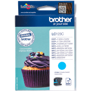 Brother inkjet MultiPack LC127XL//LC125XL LC-127XLVALBP originale BK-C-M-Y