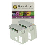 Canon BC 05 Compatible Colour Ink Cartridge Twinpack