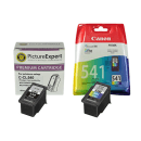 Canon PG 540 Compatible Black CL 541 Special Purchase Original Colour Ink Cartridge