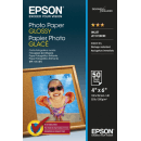 Epson C13S042547 Original 10x15 Glossy Photo Paper 200g x50