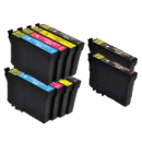 Epson T1295 Compatible High Capacity Black Colour 10 Ink Cartridge Pack