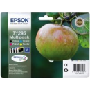 Epson T1295 Original Black Colour Ink Cartridge 4 Pack