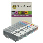 Epson T2621 T2631 2 3 4 26XL Compatible High Capacity Black Colour Ink Cartridge 7 Pack