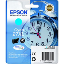 Epson T2712 27XL Original High Capacity Cyan Ink Cartridge