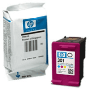 HP 301 CH562EE Unboxed Original Colour Ink Cartridge Special Purchase