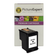 HP 301XL CH563EE Compatible High Capacity Black Ink Cartridge