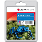 HP 301XL CH564EE AGFA Premium High Capacity Colour Ink Cartridge