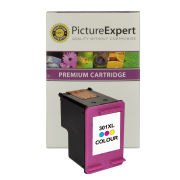HP 301XL CH564EE Compatible High Capacity Colour Ink Cartridge