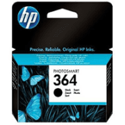 HP 364 CB316EE Original Black Ink Cartridge Out Of Date