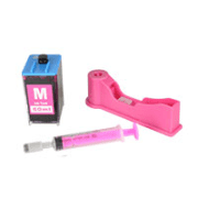 HP 364 Easy Magenta Refill Kit