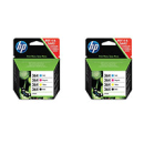 HP 364 Original Black Colour 8 Ink Cartridge Pack