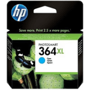 HP 364XL CB323EE Original Cyan High Capacity Ink Cartridge