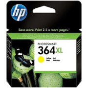 HP 364XL CB325EE Original Yellow High Capacity Ink Cartridge