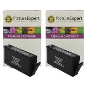 HP 364XL CN684EE CB321EE Compatible Black High Capacity Ink Cartridge TWINPACK