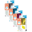 HP 364XL Peach Compatible Black Colour 4 Ink Cartridge Pack