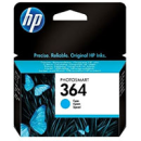 HP CB318EE 364 Original Cyan Ink Cartridge