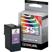 Lexmark 35 18C0035e Original High Yield Colour Ink Cartridge