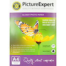240g A4 Medium Weight High Glossy Photo Paper x 20 **BUY 1 GET 1 FREE**