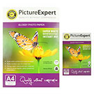 "255g Bundle -A4 Heavy Weight Professional Glossy Photo Paper x 20 + **FREE 4""x6"" x20 **"