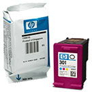 HP CH562E (301) (Special Purchase) Original Colour Ink Cartridge