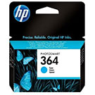 HP CB318EE (364) Original Cyan Ink Cartridge