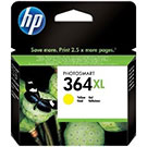 HP CB325EE (364XL) Original Yellow High Capacity Ink Cartridge