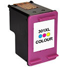 HP CH564E (301XL) High Capacity Compatible Colour Ink Cartridge