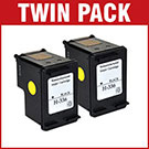 HP 336 / C9362EE Compatible Black Ink Cartridge **Twin Pack Deal**